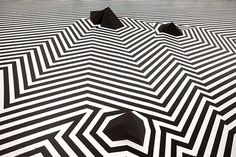 minimal graphic design black and white lines zen garden - Cerca con Google