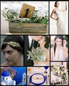 Inspiring Brides: Theme Thursday 40: Grecian Goddess