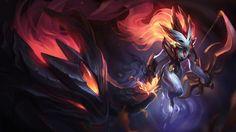 Kindred, os Caçadores Eternos, disponível já   League of Legends