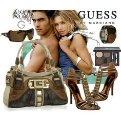 Fashion accessories guess