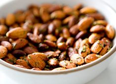 HERB ROASTED ALMONDS - a house in the hills - interiors, style, food, and dogs