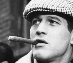 """Paul Newman...loved him in """"Hombre,"""" one of my favorite westerns."""