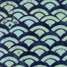 Yellow watercolor shells on a midnight blue fabric. This batik fabric is wide, cotton. Colors and Shapes: Navy Blue, Yellow Shell, Fan, Watercolor Designed by Pat Sloan Moda Fabrics - 43076 53 Cushion Fabric, Cushions, Scallops, Contemporary, Rugs, Cloud, Sunday, Home Decor, Throw Pillows