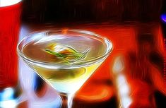 Ocean Blvd Bistro & Martini Bar in Kitty Hawk North Carolina.A tasty libation from one of the best restaurants in town.How to construct a Rosy Cheek Martini.Rosemary Simple Sugar A few sprigs …