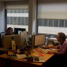 Geek session with @greg et @jmimi