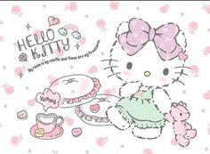Sweet Hello Kitty!