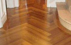 How to Fix a Chip on a Laminated Wood Floor