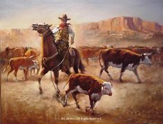 """Cullin Calves""24"" X 30"" framed original oil painting -Shades of Winter - Recently Sold Original Oils by J. Hester"