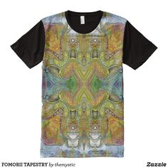 Shop FOMORII TAPESTRY All-Over-Print T-Shirt created by themystic. Stylish Shirts, Printed Shirts, My Design, Shop Now, Tapestry, My Style, Mens Tops, T Shirt, Fashion Design