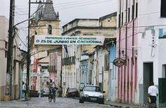 Resultado de imagem para Cachoeira, Bahia - Brasil