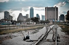 austin skyline from east - Google Search