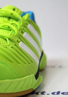 buy online 74a4e a7cb7 Die neuen Adidas adipower Stabil 10.1 Handballschuhe in solar smile.  httpwww