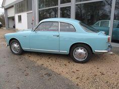 '57 Alfa Romeo Giulietta Sprint_like a lost puppy, needs TLC