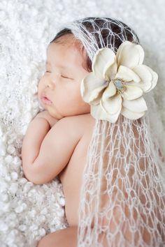 Newborn Mohair Wrap - Photography Prop