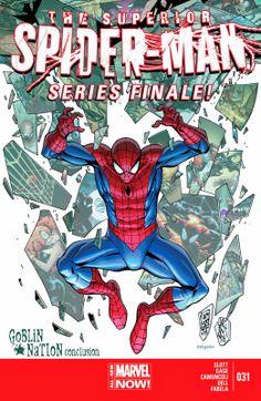 Vecchio Logan: Superior Spider-Man #31 - La fine!