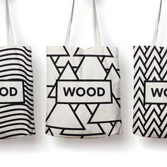 Wood Branding - Mindsparkle Mag Source by designedbymaddy designer Diy Tote Bag, Reusable Tote Bags, Wood Branding, Eco Brand, Bag Packaging, Packaging Design, Grafik Design, Cotton Bag, Canvas Tote Bags