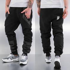 540f954c7853b Dangerous DNGRS Jogginghose schwarz Black Pants