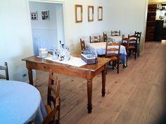 Lindura e il rinnovo della locanda Monte Baldo sulle sponde del Garda    #lindura #flooring #wood #strongest #restaurant #italy