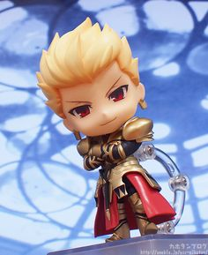 Good Smile Company Nendoroid Fate/Stay Night Gilgamesh ♥ Pre-orders will start on April 9, 2014!