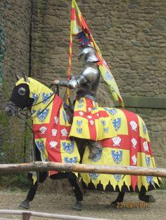 Puy du Fou , chevalier , secret de la lance