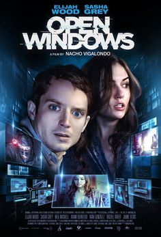 In theaters today! Check out my review : http://horrorhomework.com/blog/2014/11/open-windows/