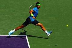 Rafael Nadal Reach