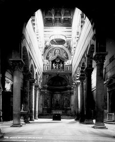 Cathedral, Pisa, Italy, 1895. by Brooklyn Museum, via Flickr