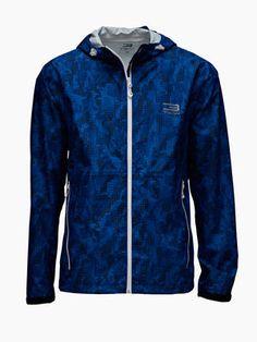 True 2 Layer Jacket, PRINCESS BLUE