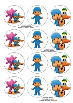 Cumple de Pocoyo Music Theme Birthday, Kids Birthday Themes, 1st Boy Birthday, Birthday Diy, Birthday Parties, Party In A Box, Party Kit, Diy Party, Happy Party