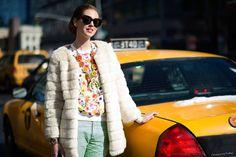 Street Style: Fashion Week F/W 2013