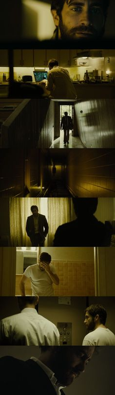 Enemy (2013) Director: Denis Villeneuve Director of Cinematography: Nicolas Bolduc