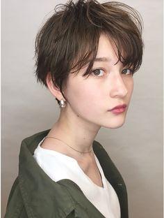 Asian Short Hair, Asian Hair, Girl Short Hair, Cut My Hair, Love Hair, Shot Hair Styles, Curly Hair Styles, Medium Hair Cuts, Short Hair Cuts