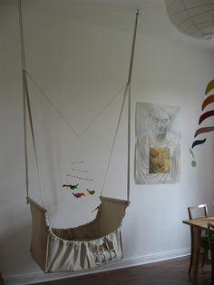 Schwebebettchen for Newborns and Babies.MADE by FrokenStjernestov