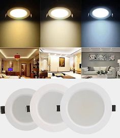6x 3w 5w 7w 9w 12w 15w cob led ceiling #downlights #recessed #spotlights 110-220v,  View more on the LINK: http://www.zeppy.io/product/gb/2/181724705203/
