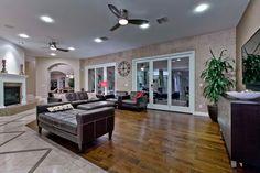 9140 Golden Eagle Dr Las Vegas, NV 89134 Agent; Diane Varney Living Room