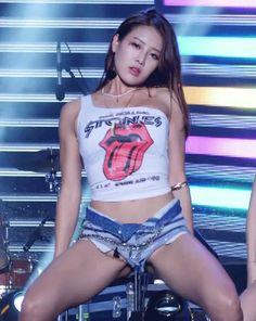 Hadam (하담) from Korean dance group called Bambino