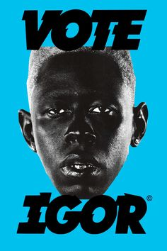 Tyler The Creator Igor Vote Poster Print Wall Art, Bedroom Wall Collage, Photo Wall Collage, Picture Wall, Wall Art, Poster S, Poster Wall, Poster Prints, Tyler The Creator Wallpaper, Indie