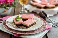 Juditka konyhája: ~ PUNCS PITE ~ Fashion Cakes, Cake Cookies, Panna Cotta, Cheesecake, Food And Drink, Sweets, Breakfast, Ethnic Recipes, Cake Style