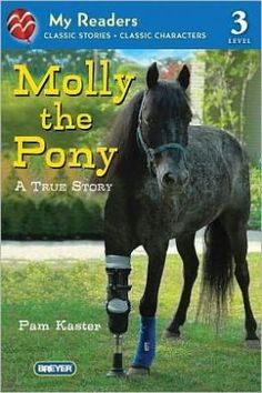 Molly the Pony Paperback Book - Molly the Pony Paperback Books, horse stuff, things, gifts, ponies, crazy, equestrian, www.HorseToysSuperstore.com
