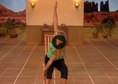 Shawn Johnson's The Body Department - Stretching & Flexibility Fitness Routine