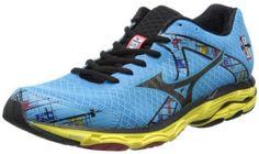 eb36bb2b7a32 Mizuno Women's Wave Inspire 10 Running Shoes Reviews. Blue running shoe.  Reviewer: