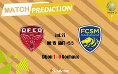 Dijon vs Sochaux