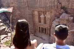 Plan the adventure of a lifetime with the best Petra hiking trails & temples, Petra map & 15 essential tips to visit Petra, the magical lost city of Jordan. Petra Map, City Of Petra, Jordan Travel, Poster Design, Lost City, The Visitors, Natural Makeup, Best Dogs
