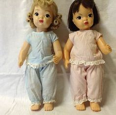 1950's Terri Lee Dolls ~ I have one Terri Lee and I cherish her