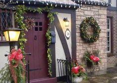 Decorazioni Da Esterno Natalizie : Fantastiche immagini in decorazioni natalizie da esterno su
