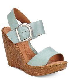 Born Women's Shoes, Verity Platform Wedge Sandals - Espadrilles & Wedges - Shoes - Macy's