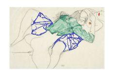 Egon Schiele Art Prints - AllPosters.ca