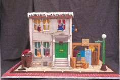 Amazing Gingerbread Houses - Pictures of Gingerbread Houses