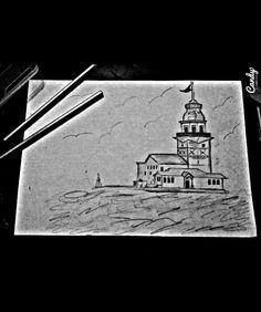 Girl tower