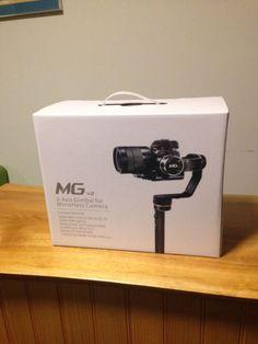 BRAND NEW Feiyu MG V2 3-axis Gimbal starting at $490 #Videography